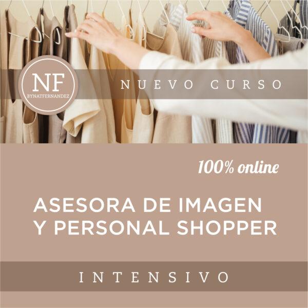Curso Intensivo: Asesora de Imagen y Personal Shopper